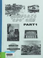 """商店街からたどる""""なかの""""の足跡 PART1"""